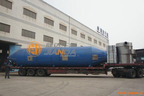 健达四氯化钛专用干燥机 硅酸盐类干燥机 石墨干燥设备