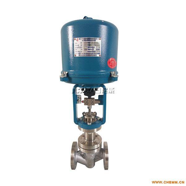 ZDLPF电动衬氟调节阀图片-特点-价格-应用