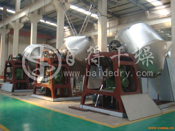 高镍三元材料523-622-811专用双锥真空干燥机