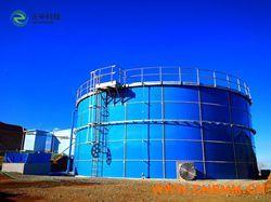 污水处理设备 污水储罐 搪瓷拼装罐