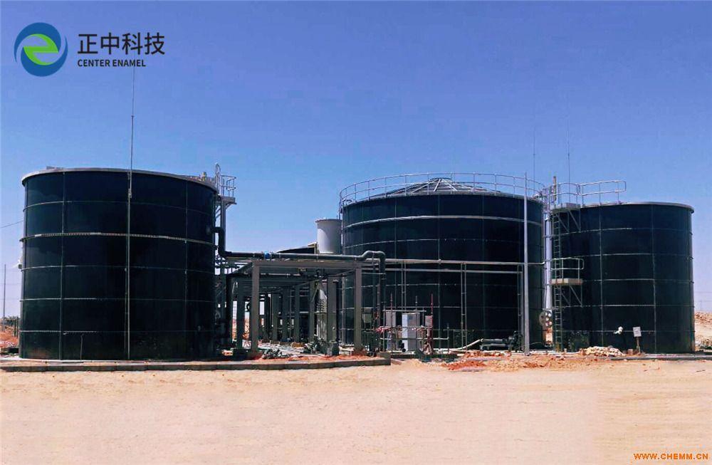 工业污水处理设备 工业污水储罐 工业废水储罐 搪瓷拼装罐