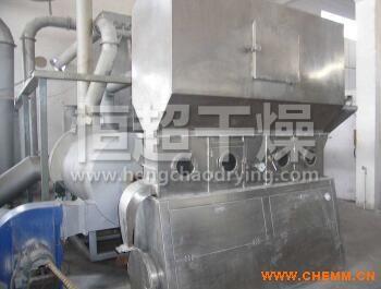 XF系列沸腾干燥机 卧式沸腾干燥机