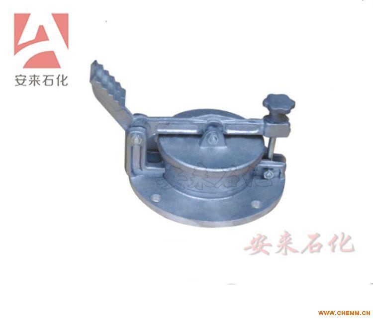 GLY-1型脚踏式量油孔 旋转式量油器 测量罐内油面高低量油孔