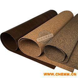 柏德密封供应优质软木橡胶制品 橡胶软木密封垫片