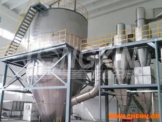 中药浸膏喷雾干燥机-工作原理-性能特色