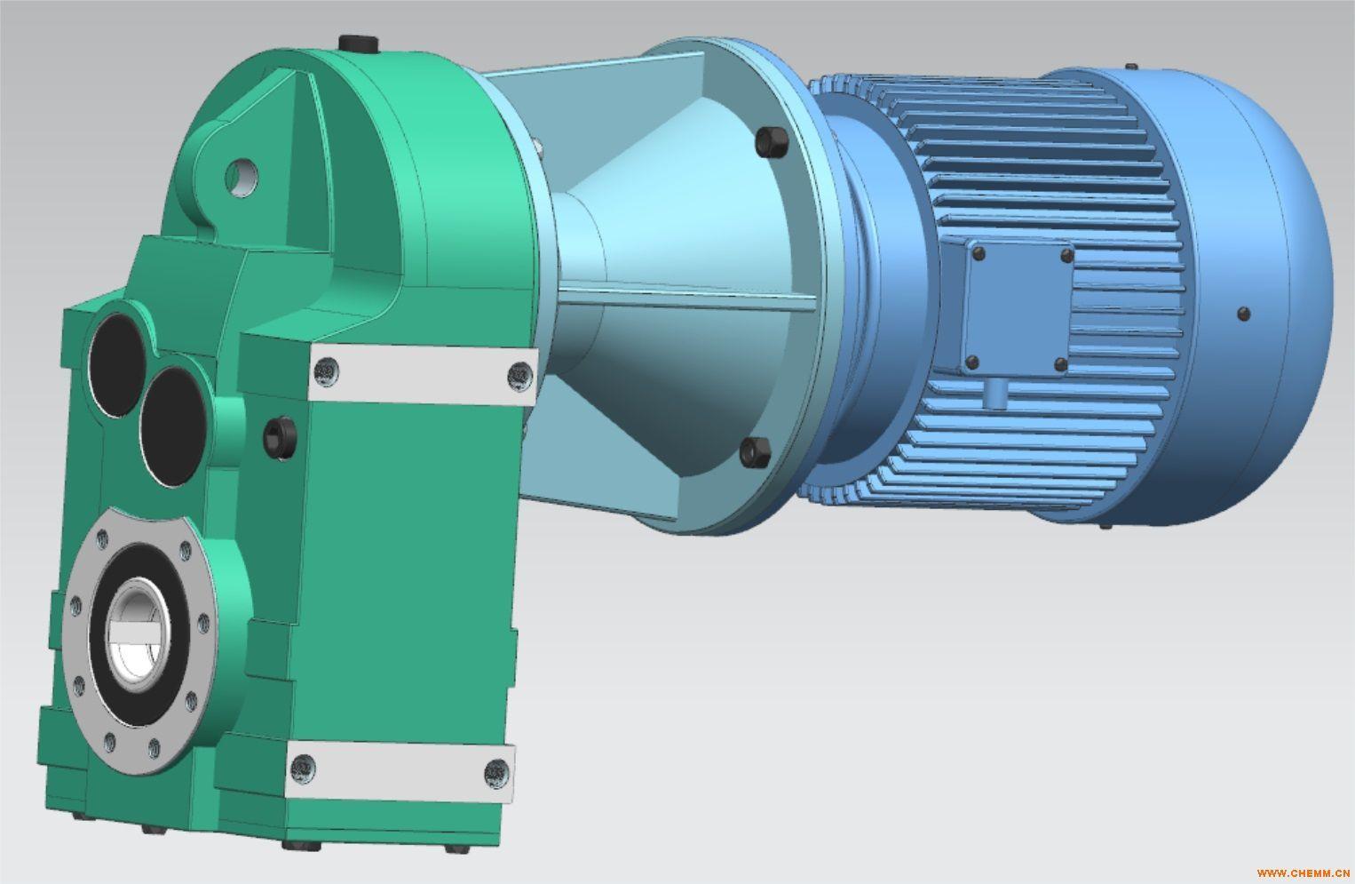 江浪减速机SP3系列齿轮减速机