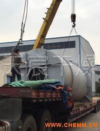 圆盘干燥机(污泥干化设备专用) 污泥干化设备