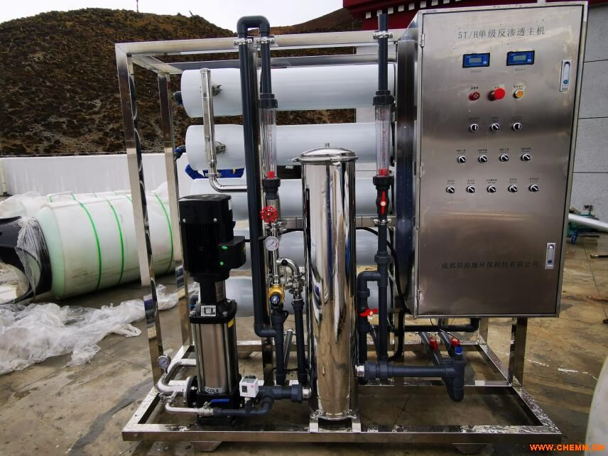 饮用纯净水设备丨生活直饮水设备丨厂区员工饮用水丨四川成都水处理设备厂家