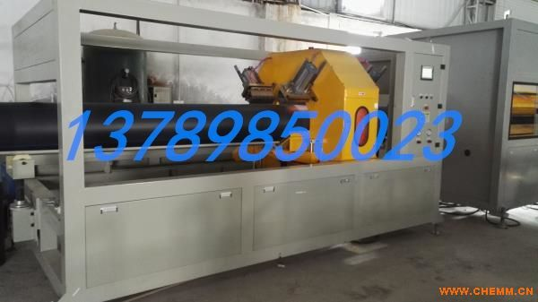 250-630HDPE大口径给水管材生产线