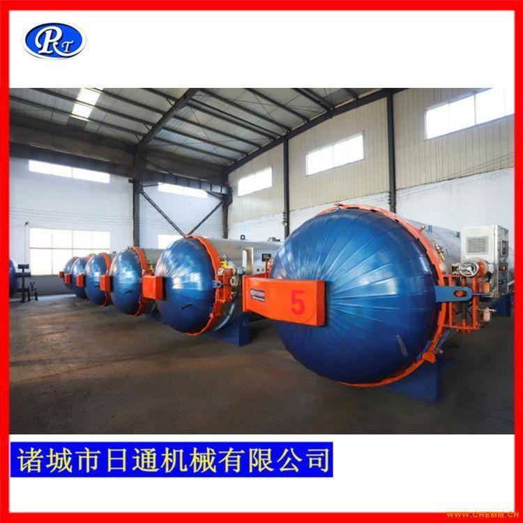 供应连云港硫化罐 电加热硫化罐案例成群