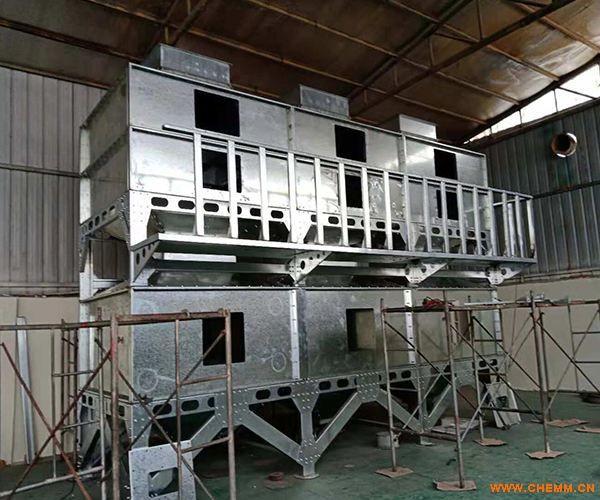 邹平伟航新式催化燃烧设备,光氧催化设备,移动伸缩房,无泵水幕伟航