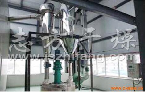干法变性淀粉干燥机生产线  淀粉反应生产线