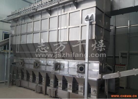 低温沸腾干燥机  低温干燥机  低温流化床干燥机