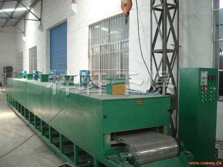 DW单层带式干燥机 带式干燥设备-图片