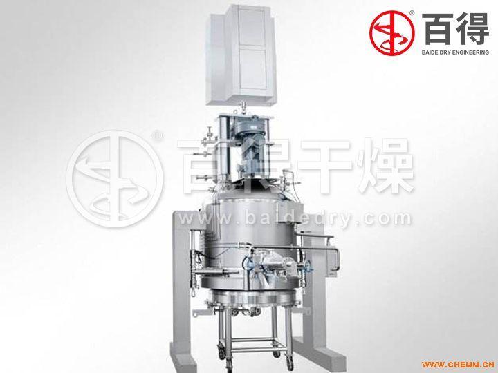 API产品精烘包车间配套 结晶过滤洗涤干燥一体机