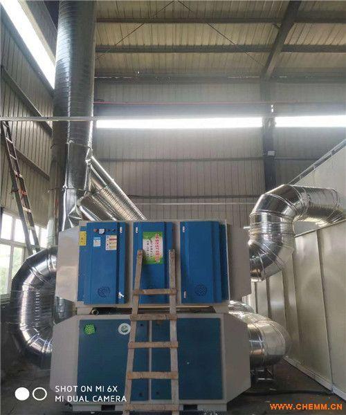 开化供应环保光氧催化设备除臭装置移动伸缩房专业生产商制造