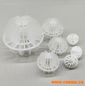 塑料多面空心球    萍乡塑料填料
