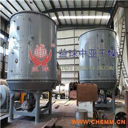 甲酸钙专用盘式连续干燥机,甲酸钙烘干生产设备