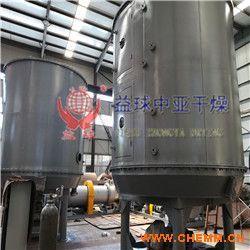 硫酸铵(亚硫酸钠)专用盘式连续干燥机