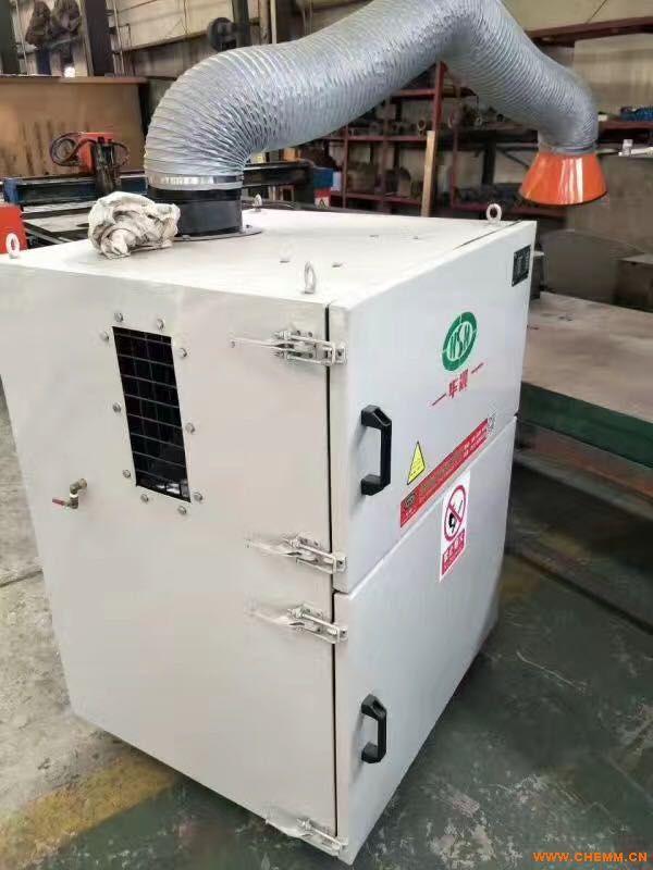 山东焊烟净化器除尘设备工作原理中央除尘系统干式吸尘柜