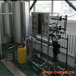 食品厂纯净水设备,食品加工净水设备