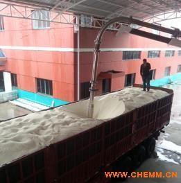 大米粮食卸车气力输送工程  气力输送系统