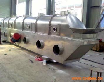 八溴醚专用烘干机 阻燃剂八溴醚振动流化床干燥机