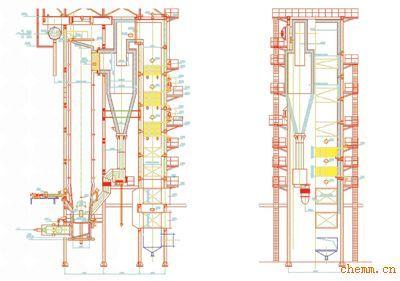 循环流化床锅炉               产品名称:循环流化床锅炉 产品编号