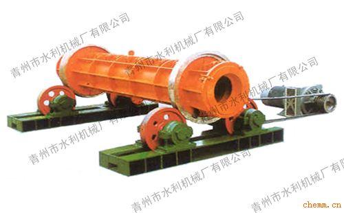 水泥构件机械 排水管机械 山东青州市水利机械厂有限公司