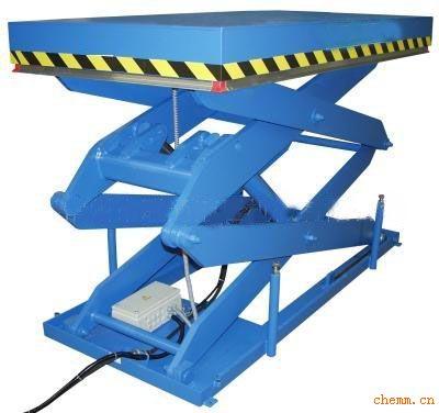 液压升降台 - 中国化工机械网图片