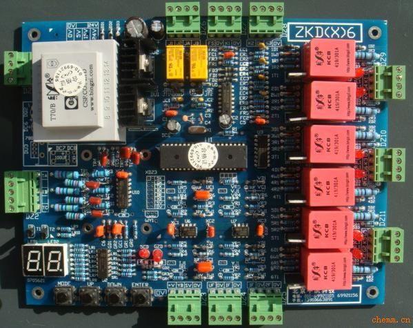 产品关键词:电力调整器  晶闸管触发板  晶闸管调功器  可控硅触发器