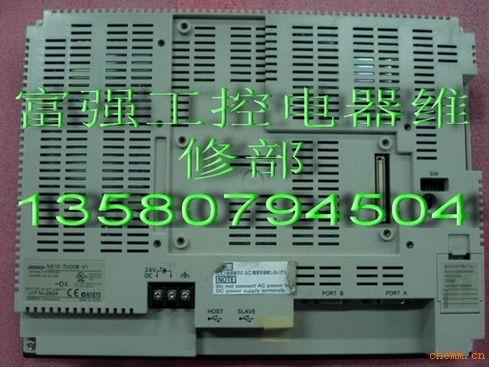 长期欧姆龙ns10-tv00b-v1触摸屏维修