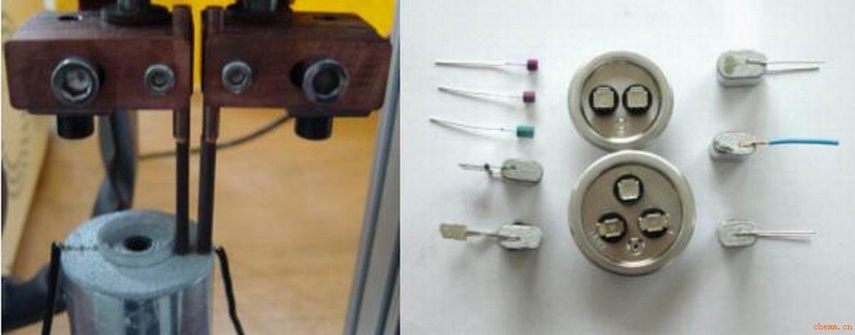 电容器引线专用焊机