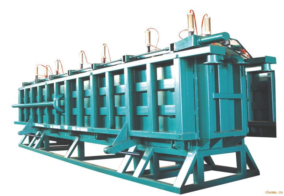 泡沫板生产线 聚苯板生产线 EPS板生产线