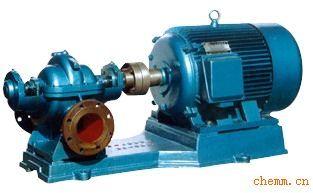 KQSX单级双吸离心泵
