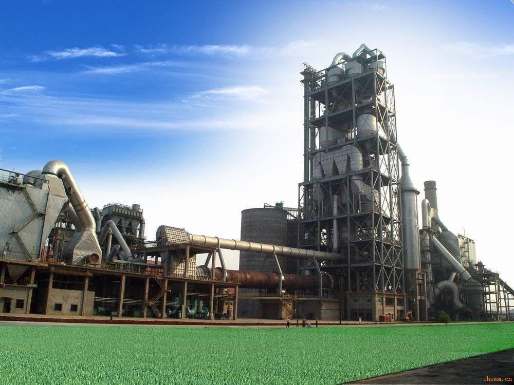日产5000吨新型干法水泥机械成套设备