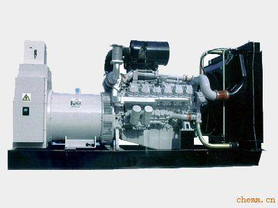 韩国进口大宇柴油发电机高清图片