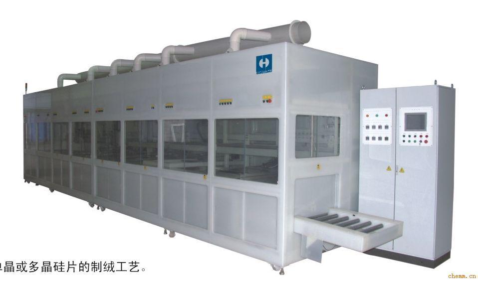 硅片清洗机_硅片清洗机 - 化工机械网
