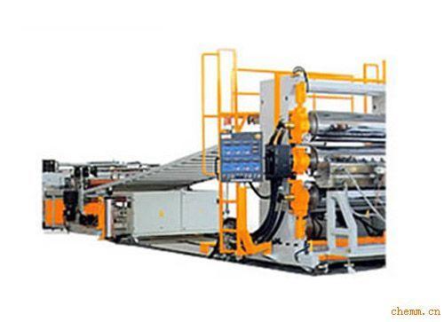 您要购买塑料建筑模板设备吗,来腾奥塑机,我们的建筑模板生产线提供交