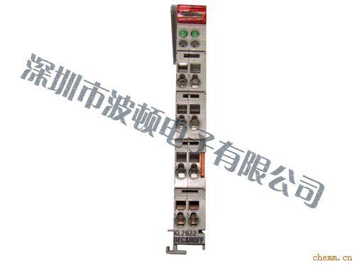 beckhoff倍福plc一级代理商KL2622,KL1408