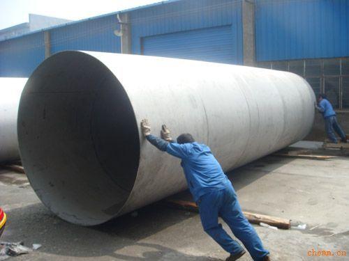 不锈钢工业大管 化工用不锈钢管
