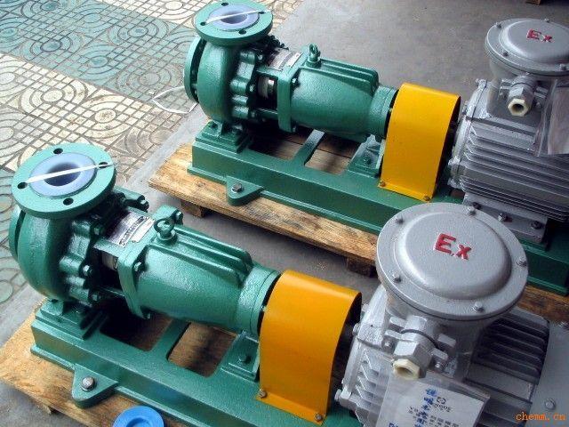衬氟离心泵,酸洗泵,F4离心泵,硫酸泵,碱液泵