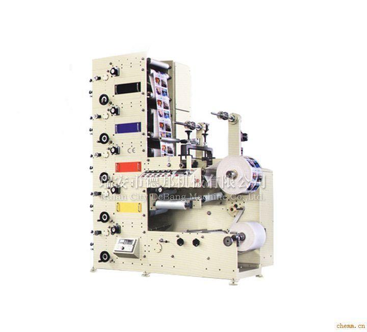 全自动柔性版印刷机