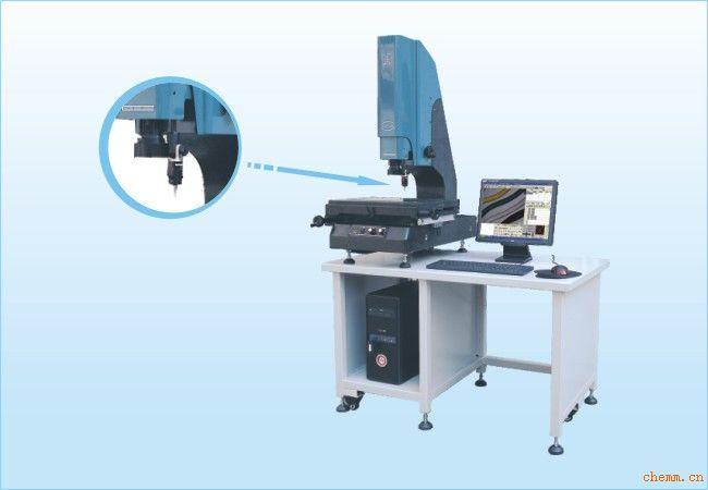 影像加探针复合型坐标测量仪