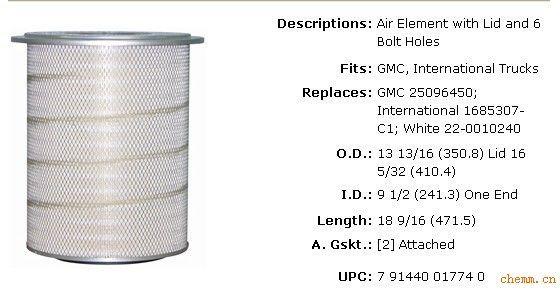 环保设备 除尘设备  产品名称:唐纳森p181099 产品编号: 产品商标: 产
