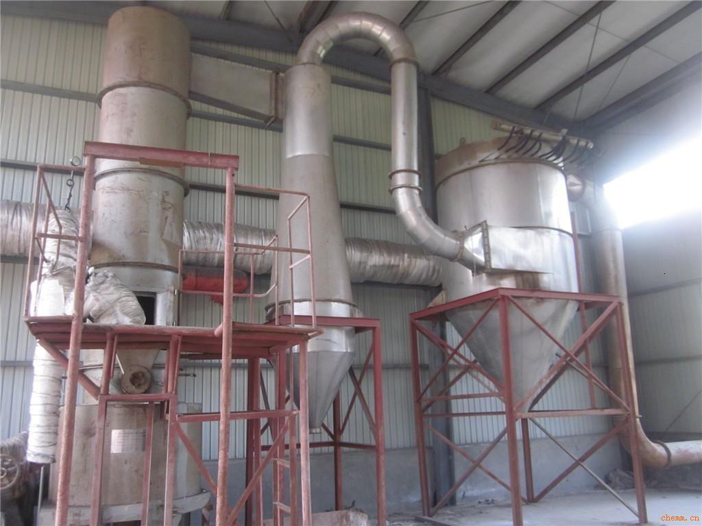 梁山出售二手闪蒸干燥机 二手流化床干燥机