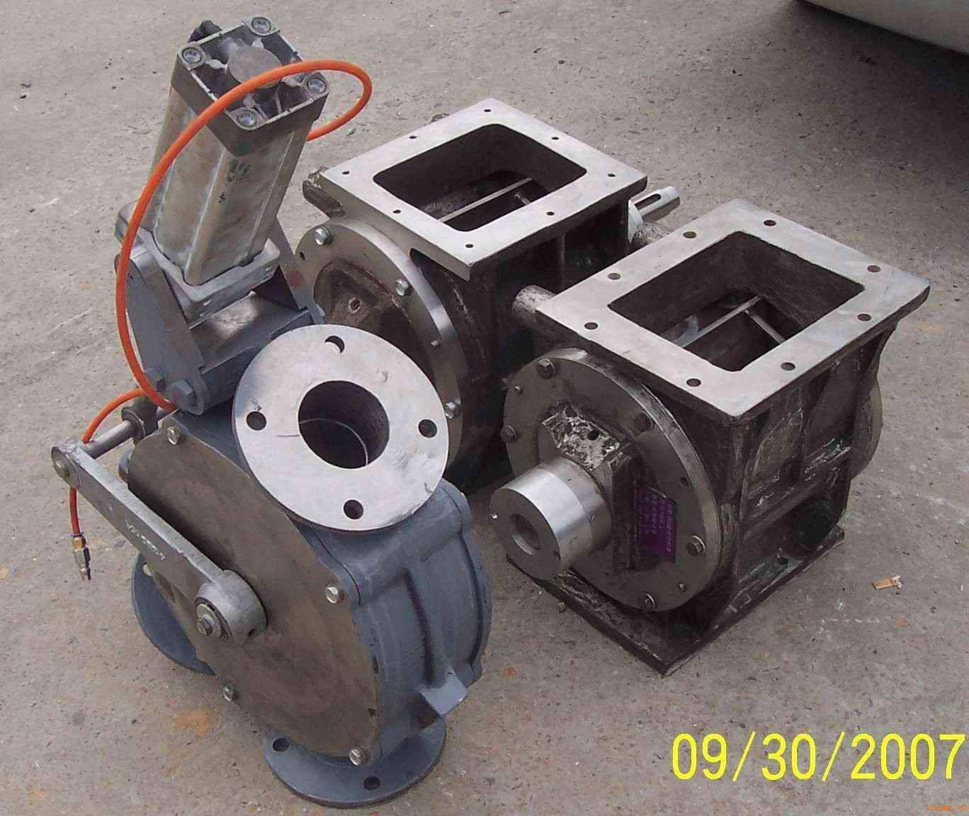 产品关键词:不锈钢旋转锁气阀 换向阀 低压连续喷射器&图片