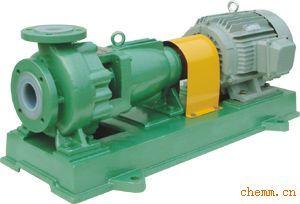 关键词:衬氟离心泵 浓硫酸泵 碱液泵 耐酸离心泵-衬氟泵绿环泵业