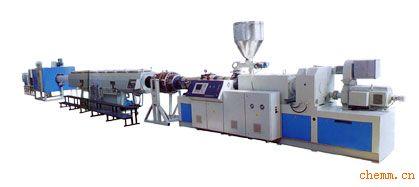 产品名称: PVC管材生产线-PVC管材生产线