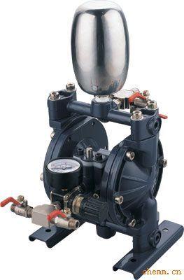产品关键词:气动双隔膜泵图片